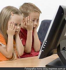 ninos-en-internet