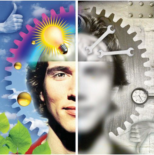 Resultado de imagen para creativos vs no creativos