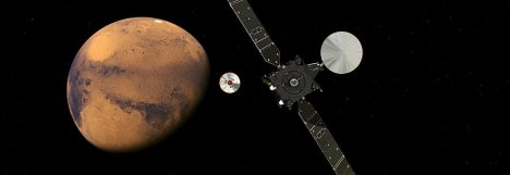 ExoMars_2016_approaching_Mars_highlight